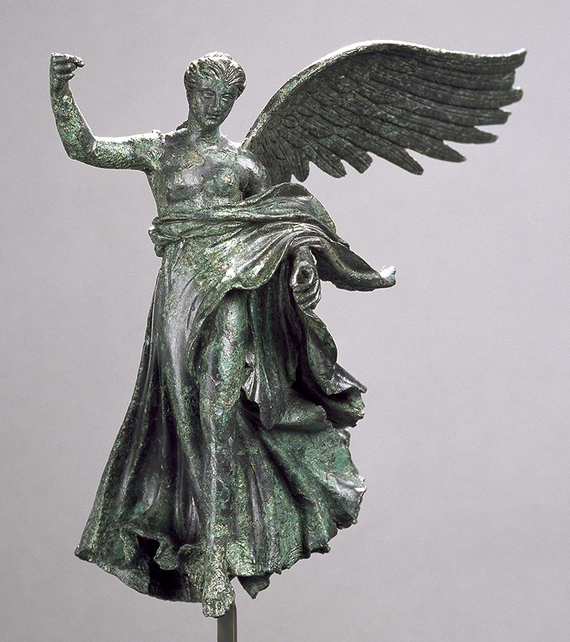 ローマ人の「勝利の女神」 | フ...