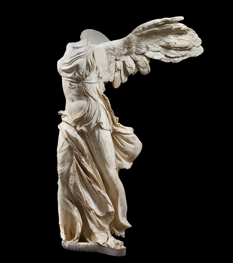 勝利の女神」ニケ | フォーカス
