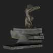 The Winged Victory of Samothrace in 3D