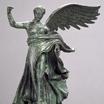 ローマ人の「勝利の女神」
