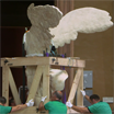 The return of the Winged Victory