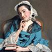 Le portrait de la femme d'esprit