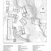 Le plan du sanctuaire